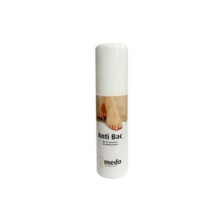 Płyn preparat do czyszczenia i dezynfekcji obuwia skór  Anti Bac