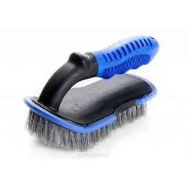 Shiny Garage Brush szczotka czyszczenie tapicerki