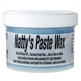 Wosk naturalny Poorboy's World Natty's Paste Wax
