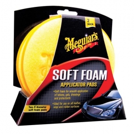 Meguiar's Soft Foam Pad Aplikator 2-pak