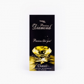 Diament Zapachy - Vanilla– zawieszka zapachowa