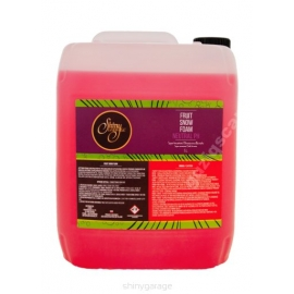 Shiny Garage Fruit Snow Foam Neutral pH 5L PIANA
