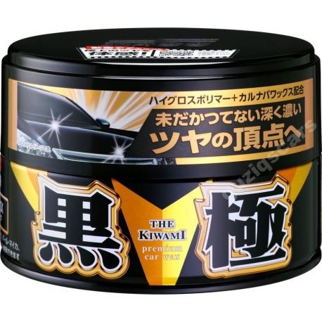 Soft99 Kiwami Extreme Gloss Wax Black świetny wosk